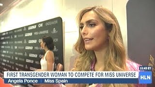 Transgender Female To Compete In Miss Universe Contest