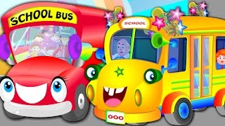 Wheels On The Bus Go Round and Round songs collection