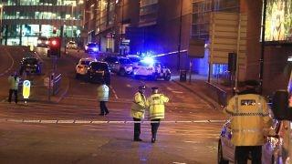 Deadly bomb blast kills concert-goers in the UK