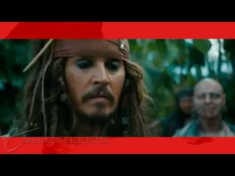 Xxx Mp4 PIRATES OF THE CARIBBEAN ON STRANGER TIDES Escape To The Movies 3gp Sex