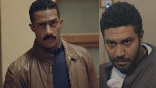 زين القناوي يقبض علي مسعد هتلر - مسلسل نسر الصعيد - محمد رمضان