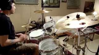 HEAVY IS THE HEAD - ZAC BROWN BAND FT. CHRIS CORNELL - DRUM COVER