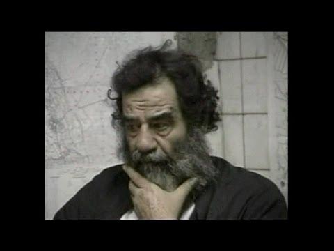 Los últimos momentos de Sadam Husein