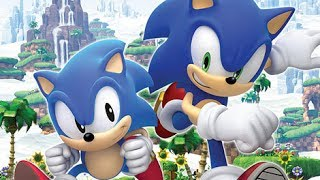 SONIC GENERATIONS ALL Cutscenes Full Movie (Game Movie)