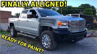 Rebuilding A Wrecked 2019 GMC Duramax Part 5