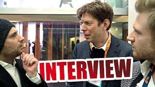 DLD-Interview mit Xing-Gründer Lars Hinrichs // Mission Money