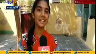 Learning Skills in Kuchipudi Dance | in Summer Coaching  Camp | Story of Proddaturu Kids