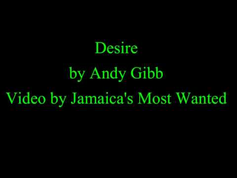 Desire - Andy Gibb (Lyrics)
