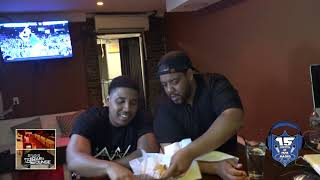 CHARLIE CLIPS BREAKS DOWN , 1ST BATTLE WITH TAY ROC AND HOW HE GOT ON THE URL