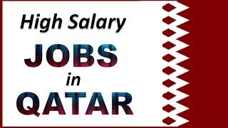 High Salary Jobs in Qatar