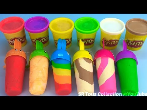 Xxx Mp4 How To Make Play Doh Ice Cream With Molds Fun And Creative For Kids 3gp Sex