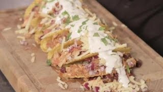 How To Make Easy Chicken Tacos