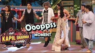 The Kapil Sharma Show - Sania Mirza Oooppss Moment !!