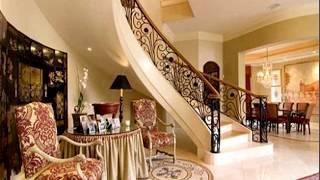 افكار وديكورات لاستغلال منطقة اسفل الدرج بالمنزل