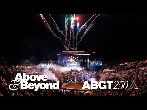 Above & Beyond ABGT250 Live at The Gorge Amphitheatre Washington State Full 4K Ultra HD Set