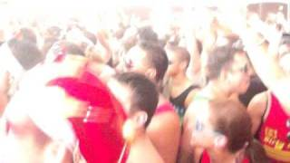 ELECTRIC ZOO FESTIVAL 2010 LIVE axwell playing tv rock - in the air (awell remix)
