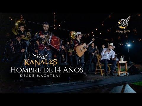 Kanales con Banda Hombre de 14 años desde Mazatlán