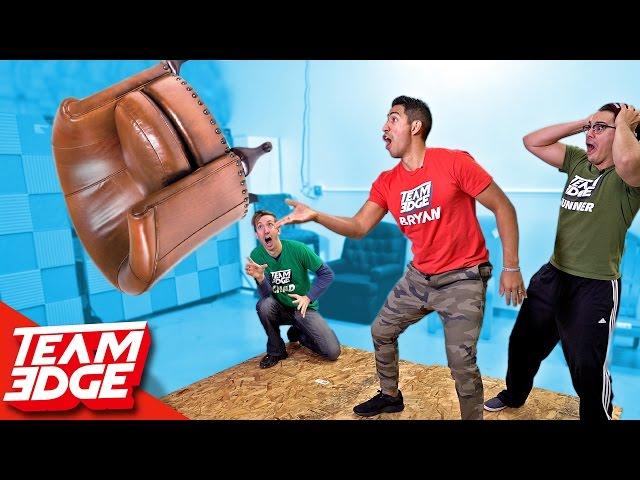 Chair FLIP Challenge!!