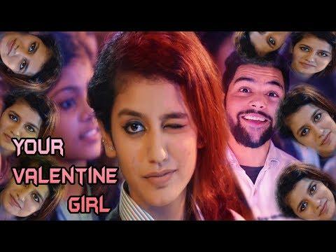 Xxx Mp4 Your Valentine Girl Priya Prakash Varrier 3gp Sex