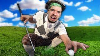 KISSING SOME EGGS | Everybodys Golf #2
