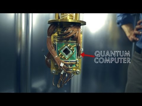 Google and NASA s Quantum Artificial Intelligence Lab