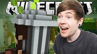 Minecraft | EPIC TRASH CAN!! | Build Battle Minigame