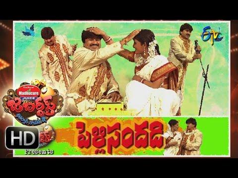 Jabardasth - 7th January 2016 - జబర్దస్త్ – Full Episode
