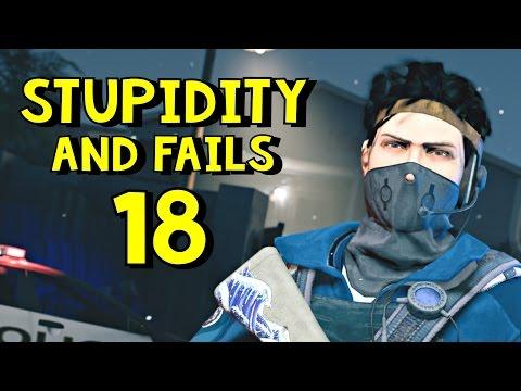Rainbow Six Siege | Stupidity and Fails 18