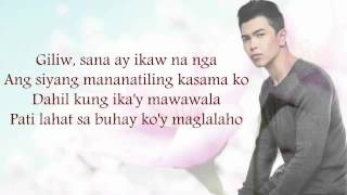 Basta't Kasama Kita   Daryl Ong with Lyrics