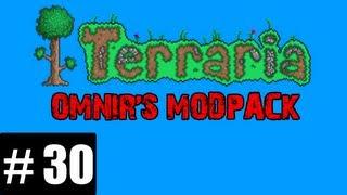 Juguemos Terraria [Omnir's Modpack] Ep. 30 - Hablemos del Canibalismo