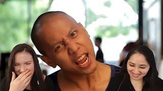 Mikey Bustos F-I-L-I-P-I-N-O Reaction Video
