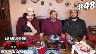 BESTIA Y LA TNT, MAFLA MLG, ESPECIAL 18ero Y MAS! Lo Mejor del GOTH #48 en Español - GOTH