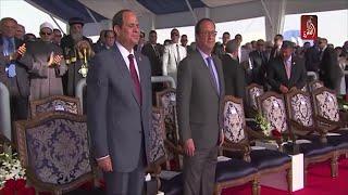 بدء انتخابات الرئاسة المصرية 2018  | مساء الامارات 15-03-2018