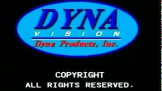 DYNA VISION VIDEOKE LOGO 2000