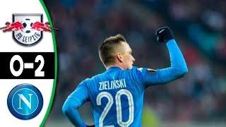 RB Leipzig vs. Napoli ( 0-2 ) UEFA Europa League 22/02/2018 HD