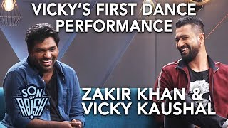 Vicky's First Dance Performance | Son Of Abish