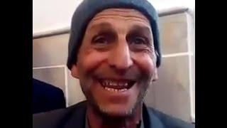 فیلم خنده دار مصاحبه با حسین ملات بسیجی قدیمی قمی