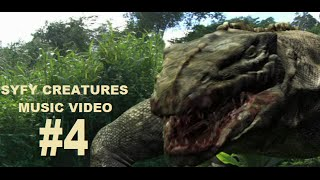 Syfy Creatures Music Video #4