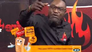 Fire 4 Fire on Adom TV (5-7-17)