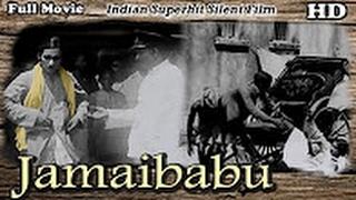 JAMAI BABU - (1931, Silent)