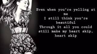 Why Try - Ariana Grande (LYRIC VIDEO)