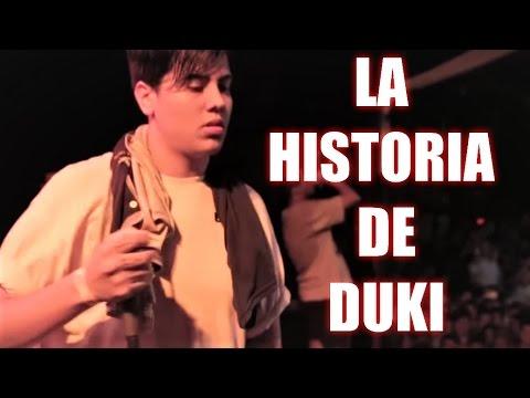 La historia de DUKI