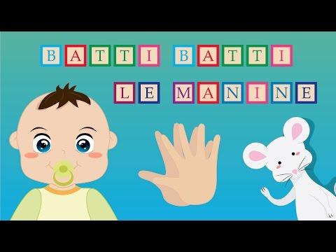 Batti Batti Le Manine | Canzoncine e Filastrocche per Bambini by Music For Happy Kids