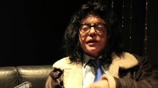 Tommy Wiseau talks James Franco, Hollywood respect and underwear