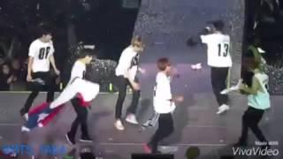 BTS 흥탄소년단 テテによる振付特集