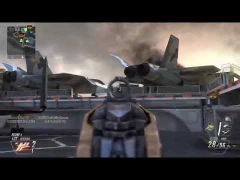 GHO5T U - Black Ops II Search and Destroy all you
