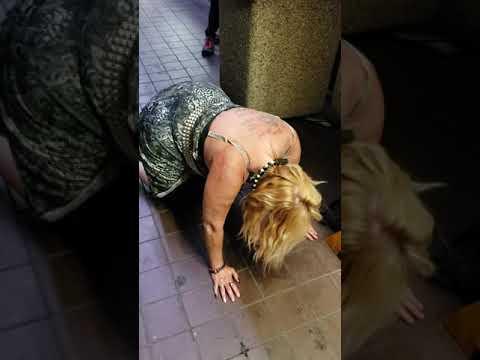 Vegas Drunk Homeless Aww Drunk in Vegas