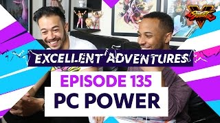 PC POWER ft. THE ASUS G11 PC! The Excellent Adventures of Gootecks & Mike Ross Ep. 135 (SFV)