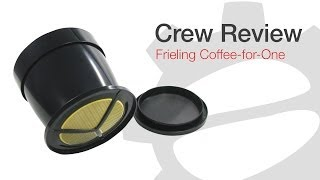 Crew Review: Frieling Coffee-for-One