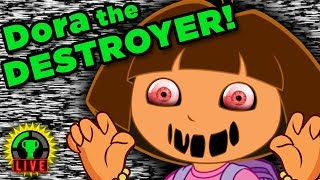 Childhood Gone WRONG!! | Dora Is Dead (Scary Game)
